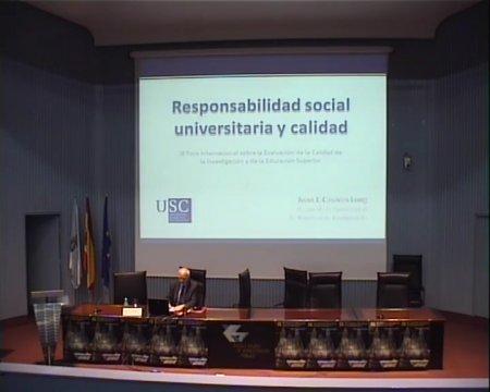 Responsabilidade social universitaria e calidade